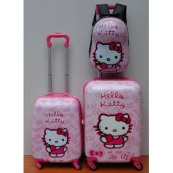 Deciji Koferi set 3u1 MOD.7 Hello Kitty
