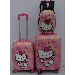 Deciji Koferi set 3u1 mod.16 Hello Kitty Beba