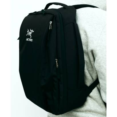 2u1 Ranac - torba za laptop ARCTERYX BLADE 28 crni