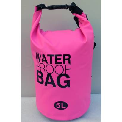 Water proof Dry bag 5L jednobojni rozi